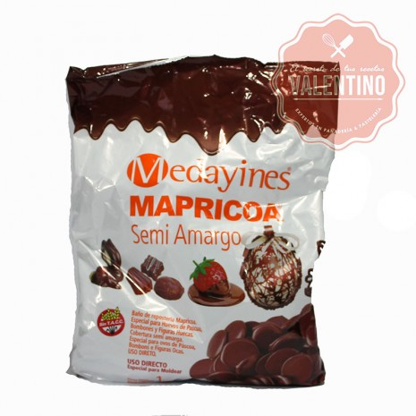 B. MOLDEO-S/A MEDAYINES X 1KG MAPRICOA