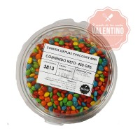 CONFITES LENTEJA MINI CHOOK (TIPO ROCKLETS) 450 GR