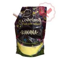 Pasta Relleno Banana 500 Grs. Codeland