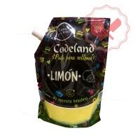 Pasta Relleno Limon 500 Grs. Codeland
