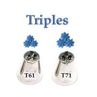 Pico / Boquilla G Triple T61/ T71 Parpen