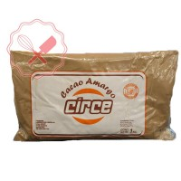 Cacao Amargo 1Kg. Circe