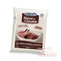 Mousse Chocolate Ledevit - 250Grs