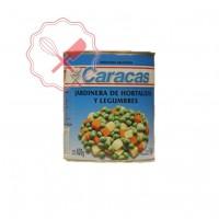 Jardinera Hort y Leg  Caracas - 820Grs