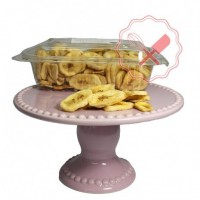 Banana Deshidratada Azucarada - 1 Kg