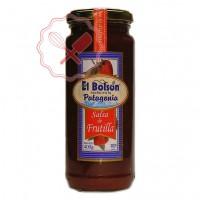 Salsa Frutillas Cabaña Mico - 400Grs
