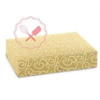 Caja Rect. Tapa/ Fondo Glamour