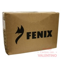 Baño de Reposteria Negro Dulce Trozos N°501 Fenix Caja - 10Kg
