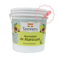 Mermelada Maracuyá 5Kg. Taxonera