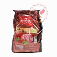 Gelatina Frutilla 1Kg. Keuken