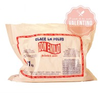 POLVO GLACE REAL 1KG DON EMILIO