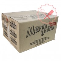 Merengue Mediano Color Caja 3Kg.