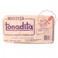 Manteca 2.5Kg. Tonadita