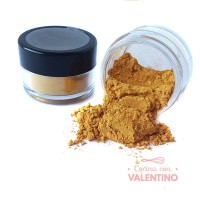 Colorante en Polvo Dust Color Liposoluble Dorado M/F - 8Grs
