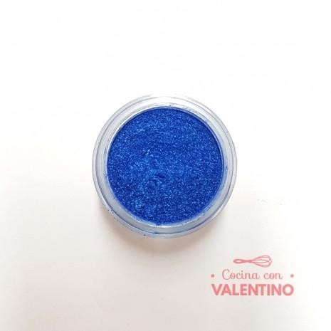 Colorante Dust Color Platinum Nacarado Indigo