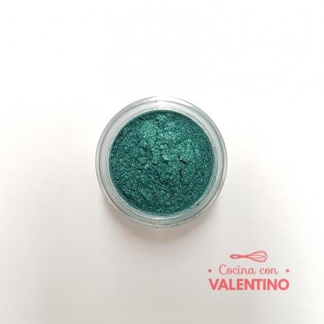 Colorante Dust Color Platinum Nacarado Bosque