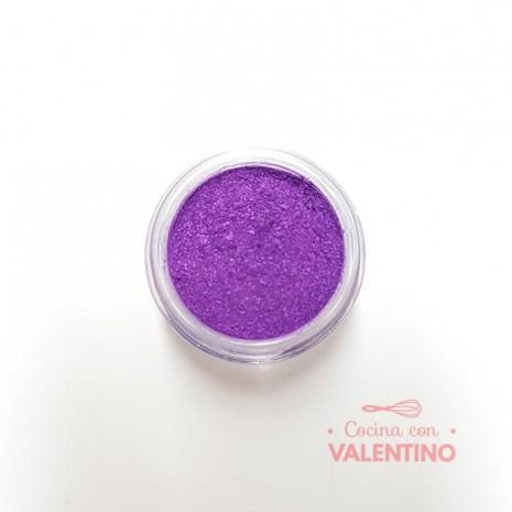 Colorante Dust Color Platinum Nacarado Uva