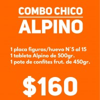 "Combo Chico ""ALPINO"""