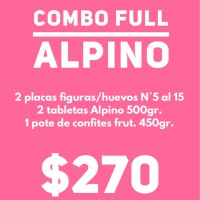 "Combo Full ""ALPINO"""