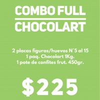 "Combo Full ""CHOCOLART"""