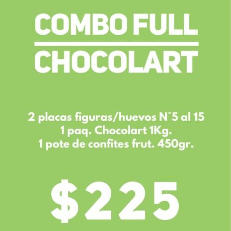 """Combo Full """"CHOCOLART"""""""