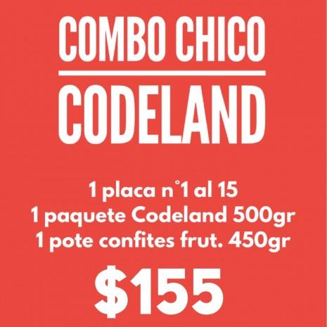 "Combo Chico ""CODELAND"""