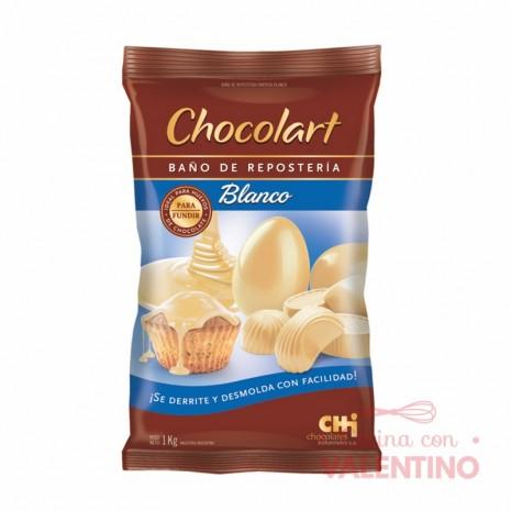 Baño de Moldeo-Bco Chocolart - 1 Kg