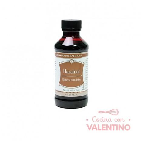 Esencia Lorann Hazelnut (Avellanas) 118 ml