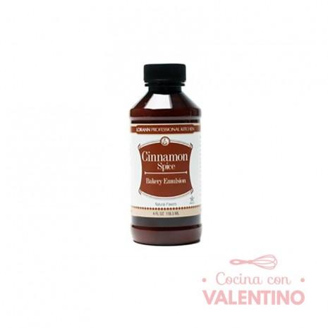 Emulsion Lorann Cinnamon Spice (Especias de Canela) 118 ml