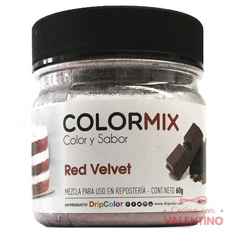ColorMix Gourmet - Red Velvet
