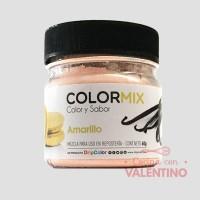 ColorMix Arcoiris Sabor Vainilla - Amarillo