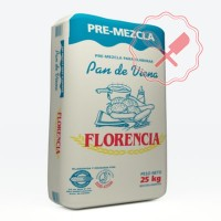 Premezcla Pan de Viena 25Kg. Florencia