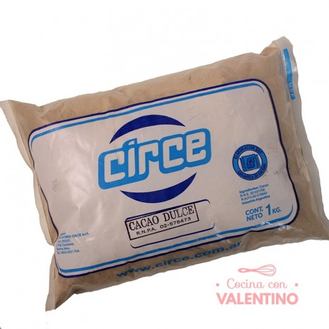 Cacao Dulce Circe - 1Kg