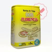 Harina 000 5Kg. Florencia