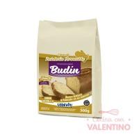 Mix Budin de vainilla Ledevit - 500Grs