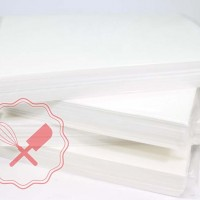 Papel Arroz Resma - 100u