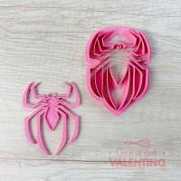 Cortante Araña Spiderman con Expulsor Ruphas