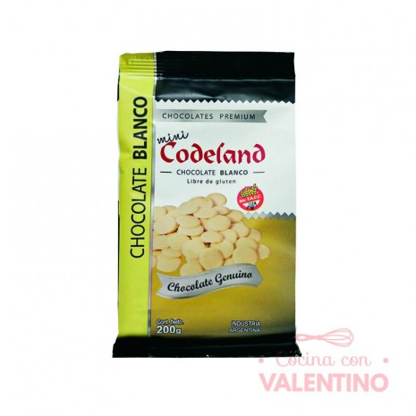 Cob. Blanco Codeland - 200Grs