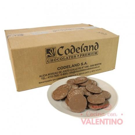Cob. C/Leche Normal Codeland - 10 Kg.