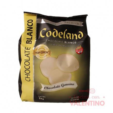 Cob. Blanco Top Crem Codeland - 1Kg