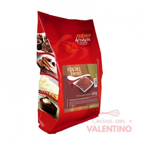 Cacao Amargo - 600Gr Keuken