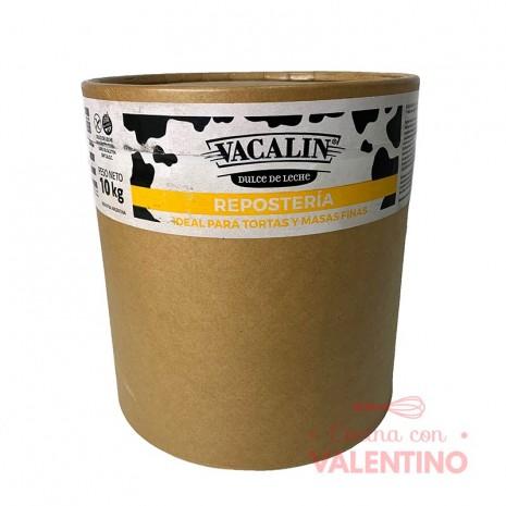 Dulce de Leche Repostero Vacalin x 10Kg