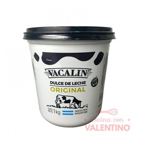Dulce de Leche Familiar Especial Vacalin x 1Kg