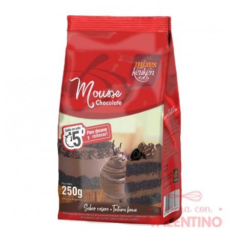Mousse Choco. p/ Tortas Keuken - 250Grs