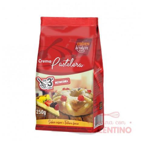 Crema Pastelera Instantanea Keuken - 250Grs