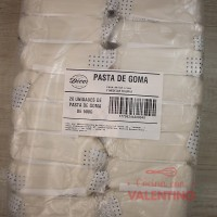 Pasta de Goma Blanca 500 Grs - Pack 20 Un.