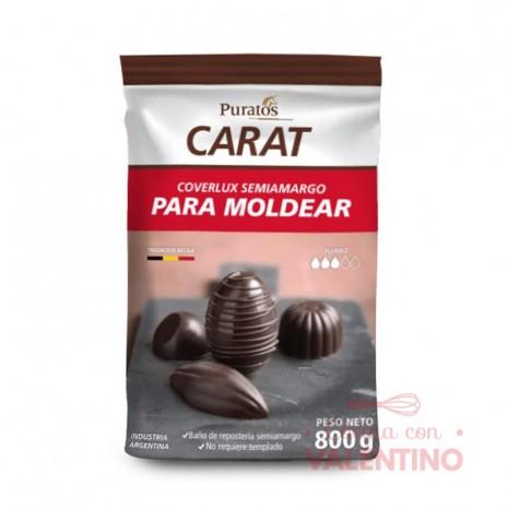 Baño de Moldeo Carat Coverlux S/A Gotas x 800 Grs.