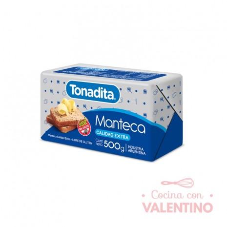 Manteca Tonadita - 500 Grs.