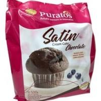 Mix Satin Cream Cake Chocolate Puratos x 500g