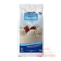 Crema Chantilly Ledevit - 1 Kg